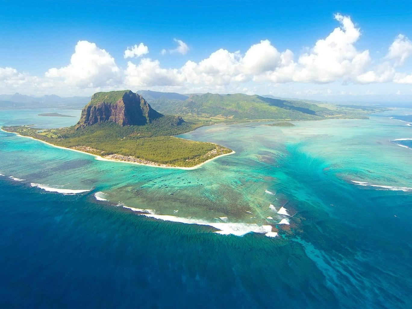 'Lost Continent' Discovered Under Mauritius In The Indian Ocean
