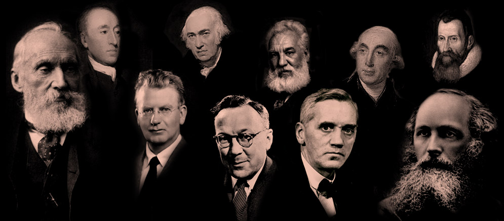 Famous Scientists in History