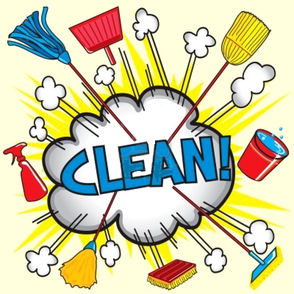 National Clean Up Your Room Day!
