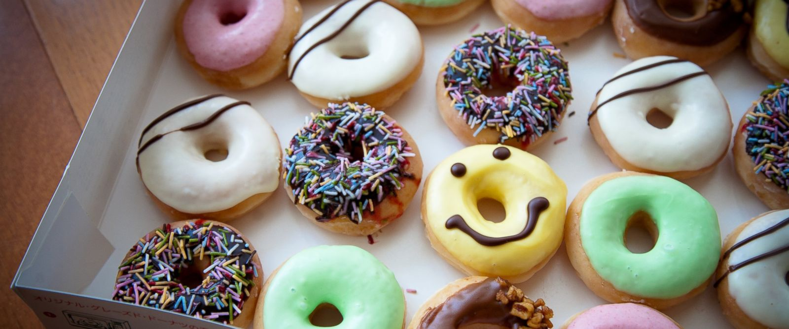National Doughnut Day—a delicious and twisted sweet mystery...