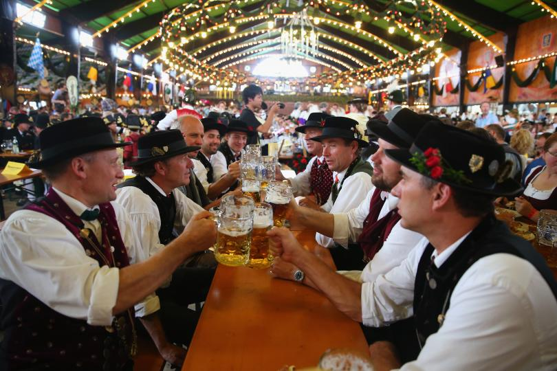 Oktoberfest begins in Germany