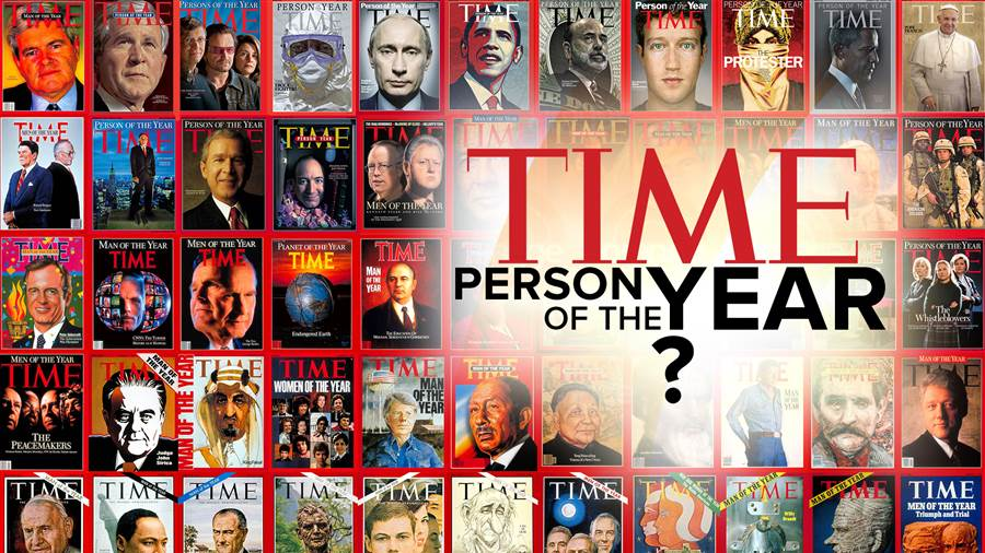 Time Person of the Year - 2017