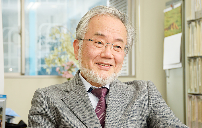The 2016 Nobel Prize winner in Physiology or Medicine – Yoshinori Ohsumi