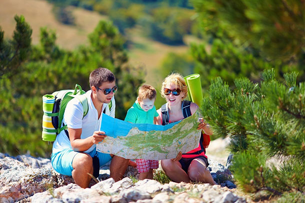 Top 4 Most Educational Family Vacations