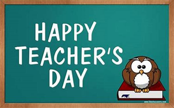 International Teacher's Day