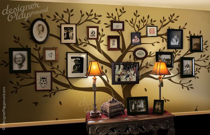 Family Tree Collage
