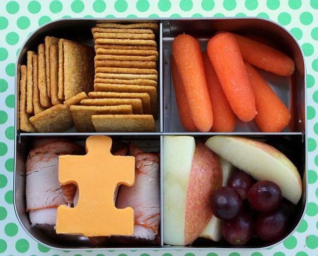 School Children Lunch Box
