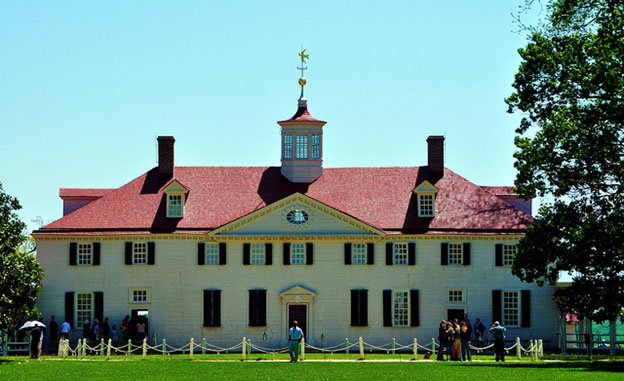 Washington's Mount Vernon Mansion
