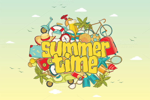 Have a Safe summer Time!