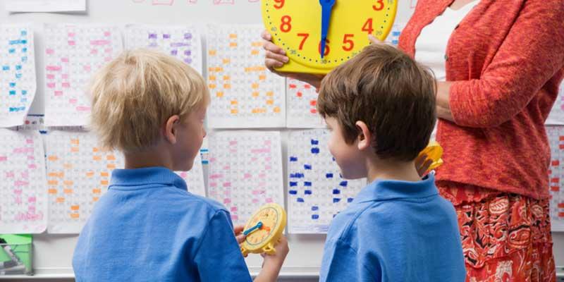 Teaching Children to Tell Time