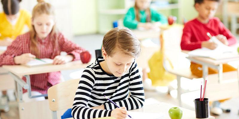 students, classroom, test, standardized test